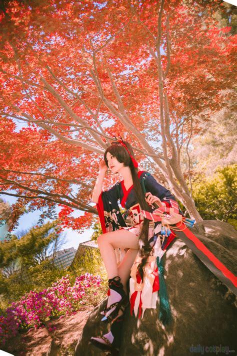 Onmyoji Youtouhime Costume youtouhime from onmyoji daily