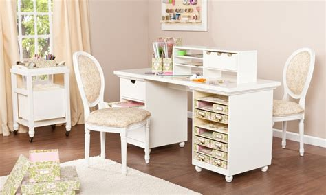 Griffin Craft Room Furniture by Craft Room Furniture Pieces Groupon Goods