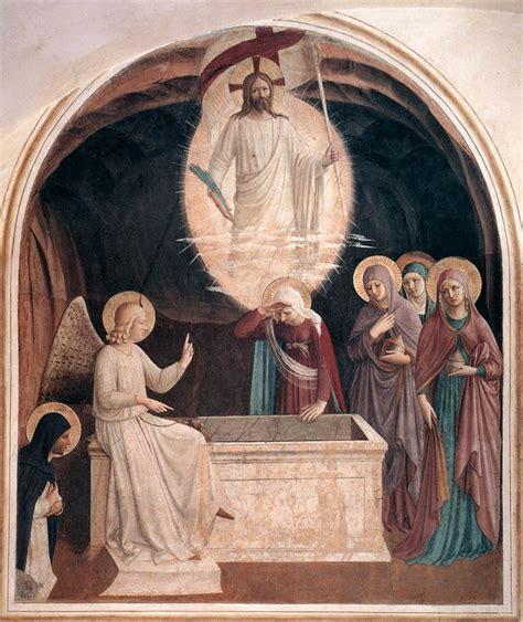 la tomba vuota resurrection of christ