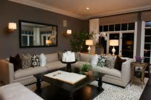 Cozy Gray Living Room Make Your Great Room Feel Cozy