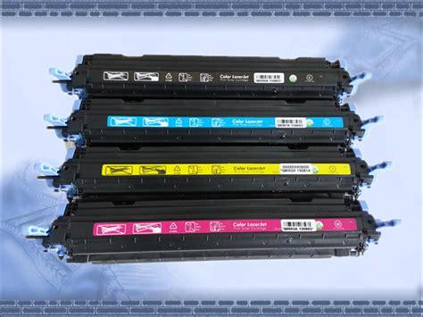 Toner Laser Jet 2605dn toner cartridge for hp q6000a q6001 q6002 q6003 for hp