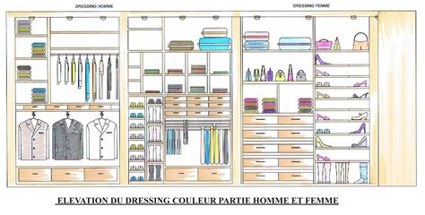 Plan Dressing En U by Dressing D Un Appartement Haussmannien Uzan Cyril
