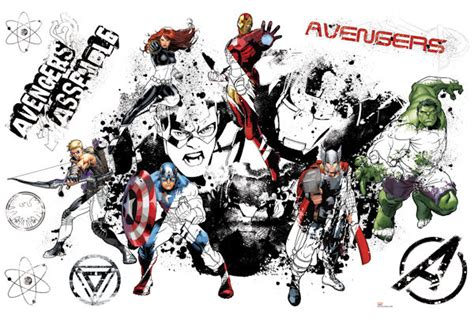 marvel s the avengers wall sticker decals for kids room wall sticker outlet design blog welcome check out our