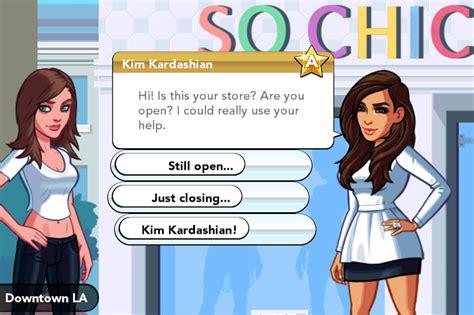 kim kardashian video games hollywood tv queen kim kardashian video game official