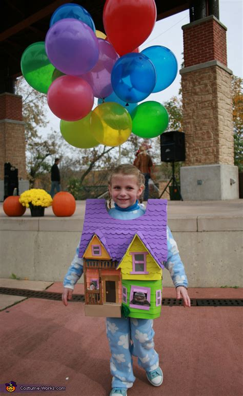 the costume house up up and away diy halloween costume