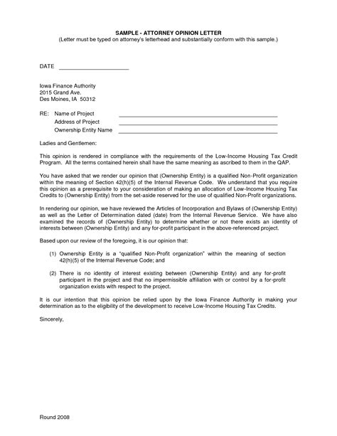 attorney opinion letter best photos of client opinion