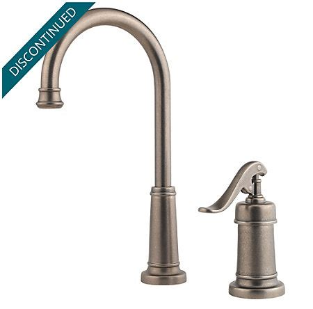 pewter kitchen faucets rustic pewter ashfield bar prep kitchen faucet t72 yp2e