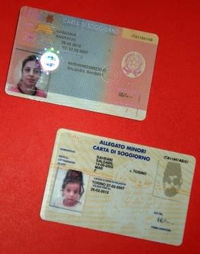 soggiornante di lungo periodo permesso carta di soggiorno per familiare di cittadino