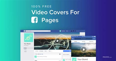 facebook video covers promo marketing video maker