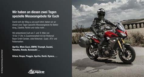 Motorrad Bayer In Niederrieden by Motorradmesse Niederrieden 7 Und 8 M 228 Rz 2015