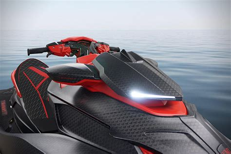seadoo jetski kopen mansory black marlin luxury jet ski hiconsumption