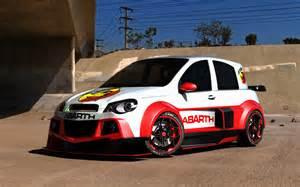 Abarth Panda Fiat Panda 100 Hp Engine Tuning