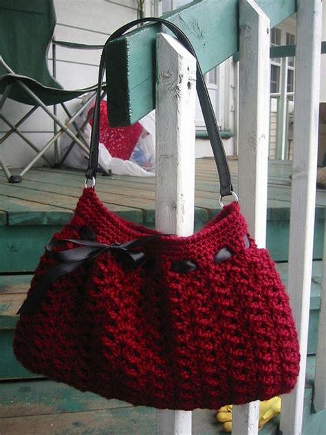 Crochet Nordstrom Bag Pattern | nordstrom hobo bag free pattern crochet bags pinterest