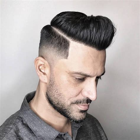 types of mid fade cut mid fade haircuts
