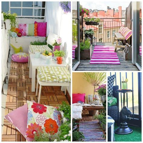 decoracion de balcones grandes decorar balcones y terrazas peque 241 as home pinterest