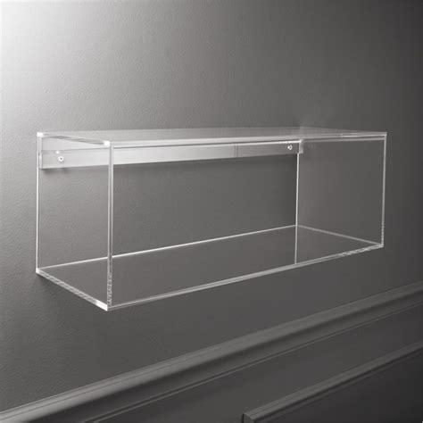 format lucite shelf cb2