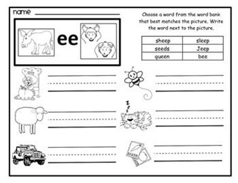 Jolly Phonics Worksheets For Kindergarten by Jolly Phonics Phonics And Worksheets On