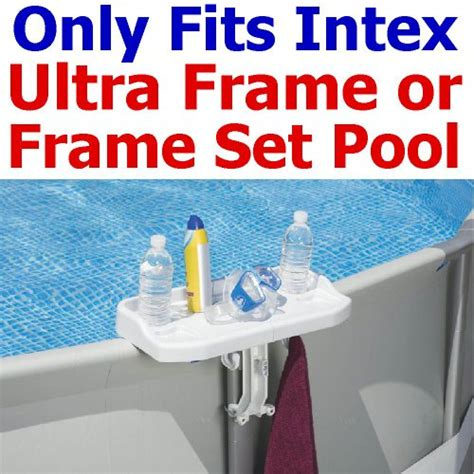 Intex Detachable Above Ground Swimming Pool Side Tray