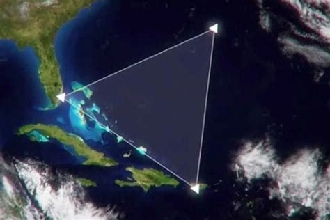 the mysterious bermuda triangle hookedoninspirations blog the bermuda triangle mystery has finally been solved