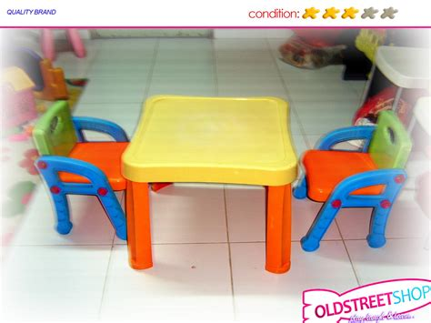 Oldstreetshop Table N Chairs