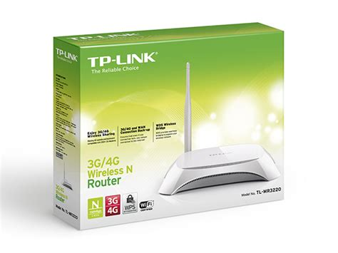 Wifi Router Tp Link 3220 tl mr3220 3g 4g wireless n router eu tp link