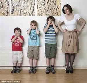 Tough Parenting Essay by No More Negotiating I Ve Learned To Say No To My Children Daily Mail