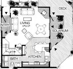energy efficient small house floor plans bungalow space efficient solar green home