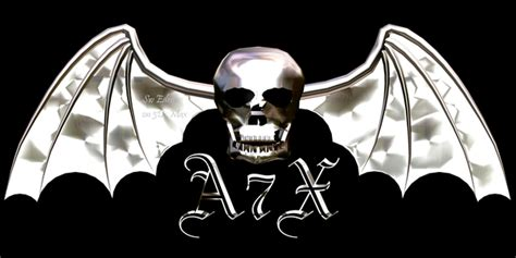 Keren Baju Kaos Nirvana Ym01 1 a7x logo gambar logo