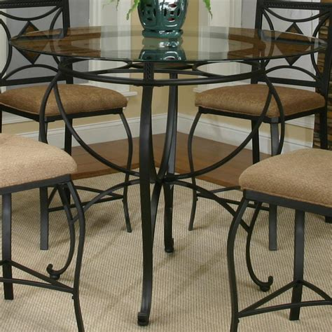 Value City Furniture East Brunswick Nj by Cramco Inc Cramco Trading Company Glendale Metal Table W Glass Top Value City