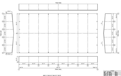 structural layout of a building 100 x 200 x 16 steel building for sale cheyenne wy