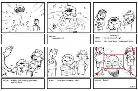 membuat storyboard film pendek contoh storyboard iklan layanan masyarakat tentang lalu