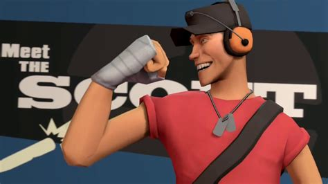 The Scout by Team Fortress 2 Meet The Scout