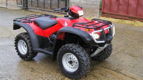 500 cc honda honda foreman 500cc 4x4 2012 bike atv one owner built