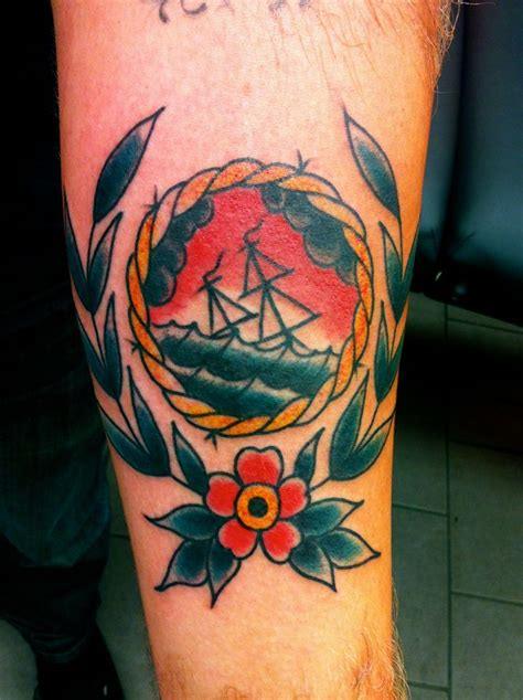 traditional nautical tattoos 88 best images about traditional ship on