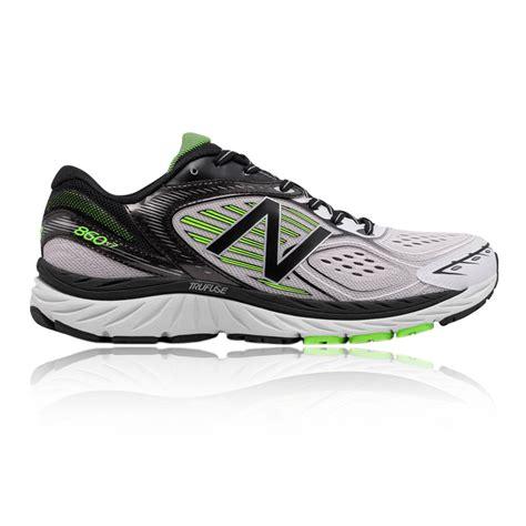 how do new balance shoes run new balance m860v7 running shoes 4e width aw17 40