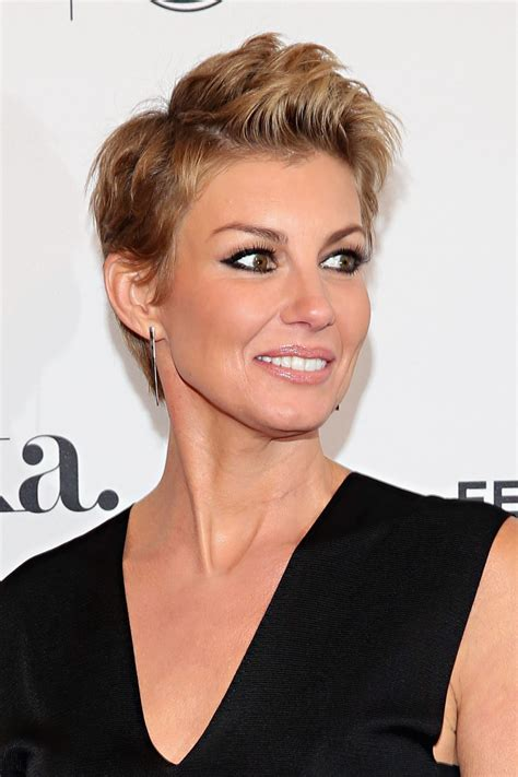 faith hill short hair 2015 faith hill hair short hairstyle 2013