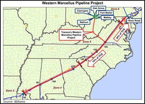 pipeline map usa maps appalachian mountain advocates