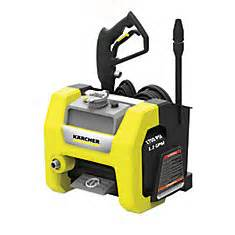 karcher k1710 cube electric pressure washer the home