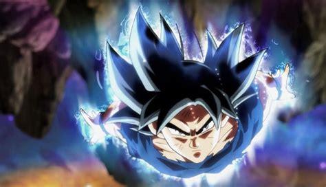 imagenes de goku ultra dios dragon ball super el extra 241 o y poderoso ultra instinto