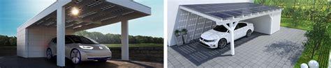carport solardach solarcarport ab 0 aus holz alu oder stahl 30 jahre