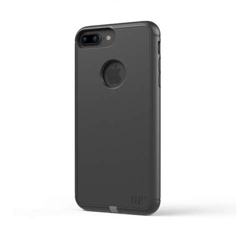 coque r 233 ceptrice magn 233 tique induction qi pour iphone 6 6s 7 plus noir