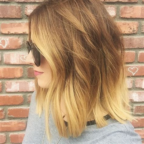 will i suit a lob hairstyle if i have curly hair 385 best images about shoulder length hair on pinterest
