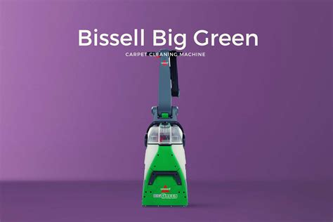 Which Bissell Carpet Cleaner Solution Is The Best For Spotbot - bissell big green 86t3 carpet cleaner machine review