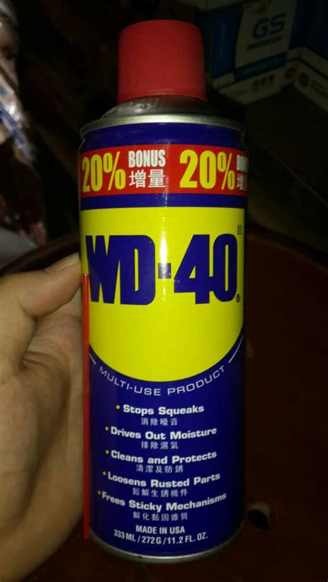 Wd40 Wd 40 100ml82g3oz Multi Use Product Pelumas Multiguna jual wd 40 multi use product bonus 20 333 ml hobiki