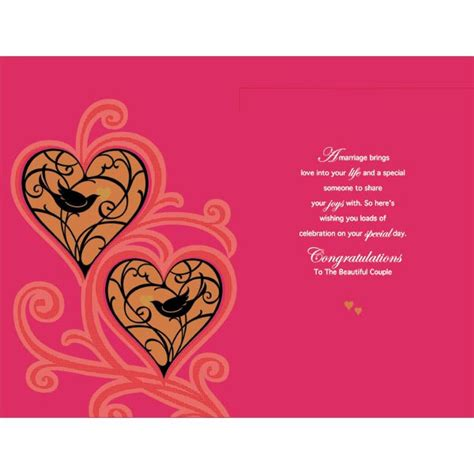 Wedding Card For Friends by Wedding And Jewellery Wedding Wishes Card