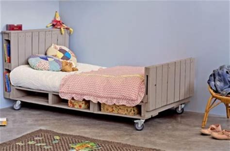 kids pallet bed give your kid a refreshing sleep 101