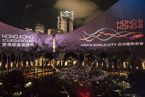 3d light show menutup libur lebaran di hong kong ada 3d light show keren