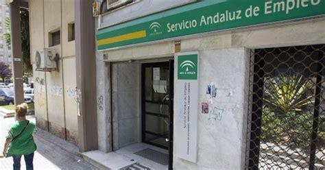 oficina desempleo malaga el desempleo en la zona baja al 10 5 y al 9 1 en