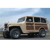 Description Modified 1950s Willys Jeep Station Wagon Or Wagoneerjpg