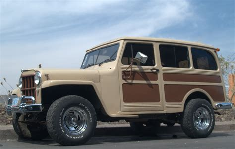 jeep station wagon willys jeep station wagon photos reviews news specs